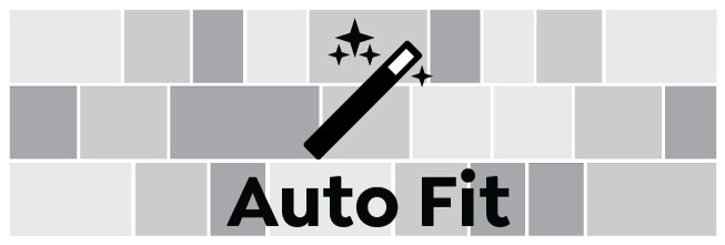 Auto Fit, Triple Square
