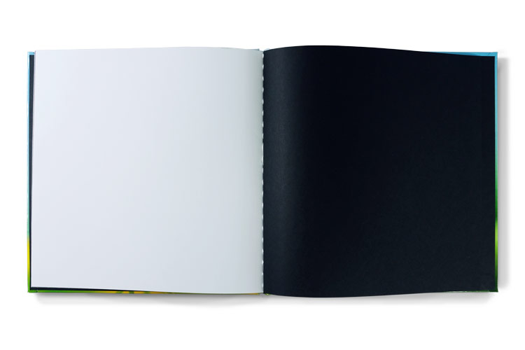 Imagewrap Hardcover Interior Page