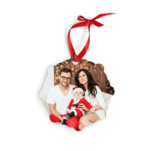 Photo Gift Ornament