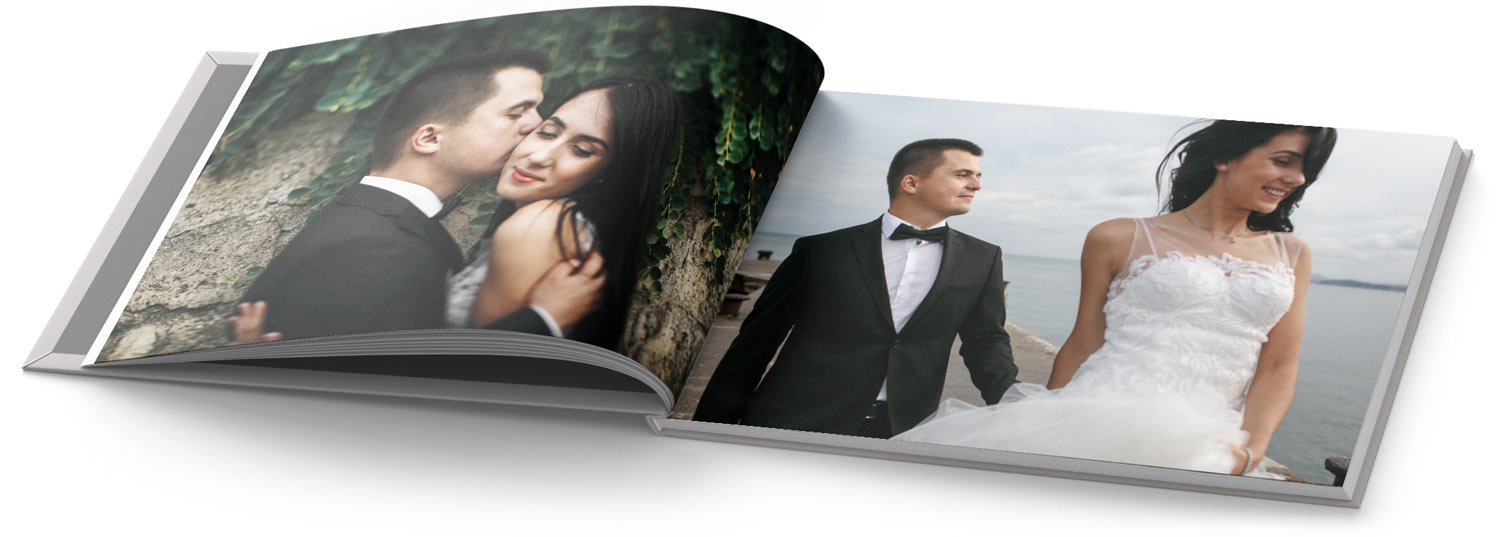 Photo Book for Wedding Photography