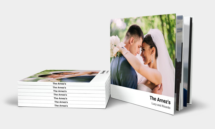 Bulk Discount on Professional Photo Books