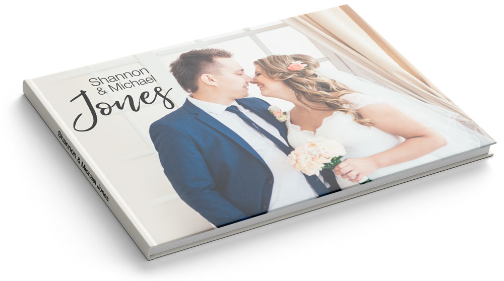 Professional Wedding Photography Photo Book